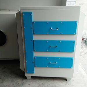 HXT-10000活性炭廢氣凈化器 噴漆廢氣處理設備