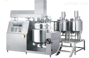 YGC專業藥品制膏乳化機優質量