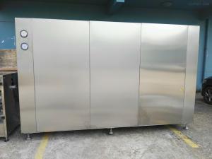 JB-MHG50隧道式滅菌烘干機