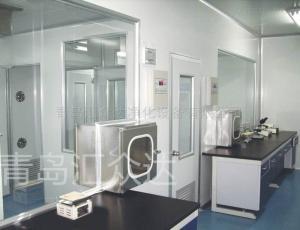 青島空氣凈化實驗室