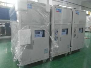 BS-10A小型精密一体冷水机(冻水机)公司