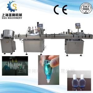 SGSGNX-I/II眼藥水灌裝生產線