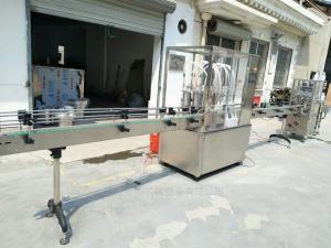 SGSPGX-30/500喷雾剂灌装生产线