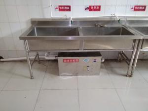 齐全厨房油水分离器有效隔油隔渣达标排放