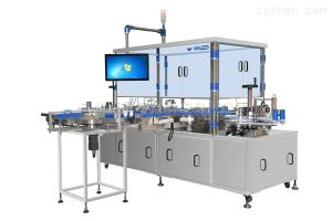 HYXLC-600西林瓶自动贴标采集设备