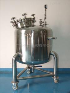 按需定制卫生级不锈钢储液罐