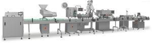 SL-30全自動數粒瓶裝生產線