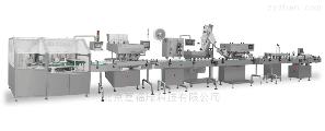 SL-120全自動中速數粒裝瓶生產線