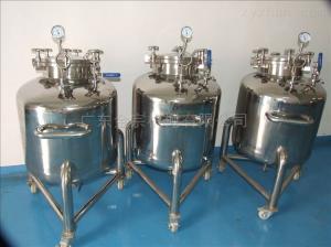 YCA制藥廠原料儲存缸罐
