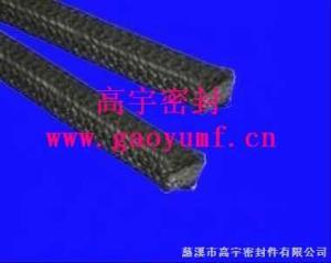 GY-A8018碳纖維增強石墨盤根