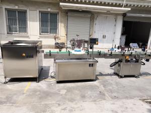 SGSPGXL-5/500喷雾剂灌装机 自动上喷头 厂家供应