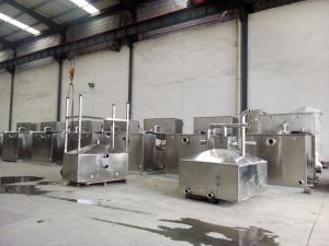 DNRP大型厨房餐饮油水分离器 火锅店用