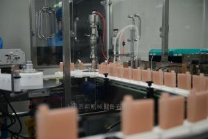 诊断试剂灌装机生产线