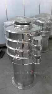 ZS润邦干燥冶金专用圆形振动筛粉机