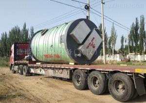 DNRP安徽 一體化雨污水泵站