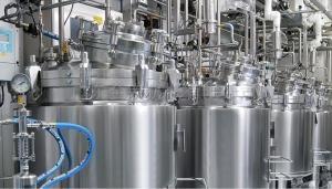 YFX食品冷卻發酵罐設備