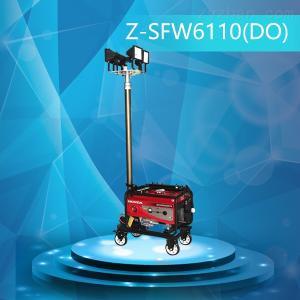 Z-SFW61109米全方位移動照明升降燈應急工程照明車