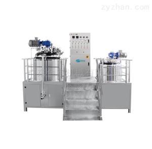 JR食品多功能乳化機生產設備