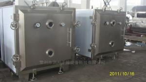 YZG/FZG潤邦干燥醫藥專用方圓真空干燥機