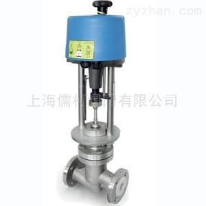ZDLPF46防爆電動襯氟調節閥-上海儒柯