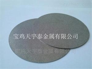 直徑 Φ10~400mm鈦粉末燒結濾板 鈦濾片