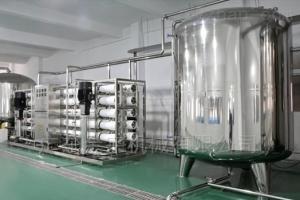 JRO不锈钢食品级反渗纯水处理设备
