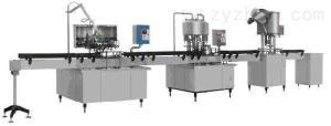 SGGX250系列灌装旋(轧)盖生产线