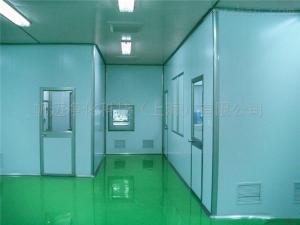 长沙净化工程设计电子无尘净化车间
