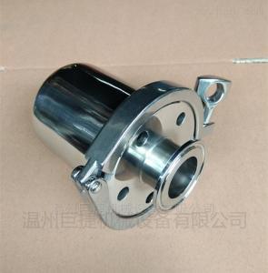 DN19MM卫生级2.5英寸快装小呼吸器