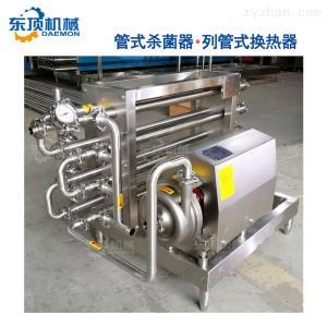 BG型管式殺菌器/列管式換熱器