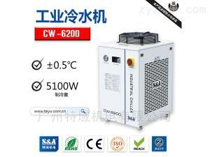 CW-6200忌用简易水箱代替工业冷水机冷却高功率主轴