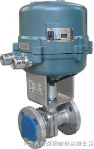 Q941F隔爆型電動球閥,隔爆電動調節球閥,防爆電動球閥(配3810執行器)