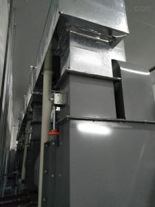 山西實驗室風機通風管道系統設計安裝改建
