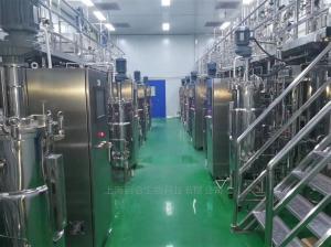 BL1000升机械搅拌不锈钢发酵罐