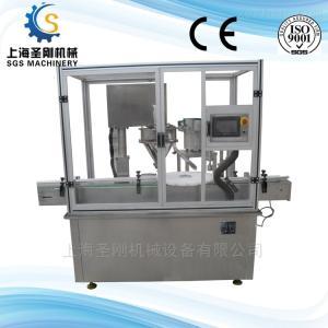 SGSFGX-500粉劑灌裝軋蓋機