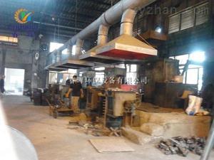 齐全四川铸造电炉车间除尘系统方案