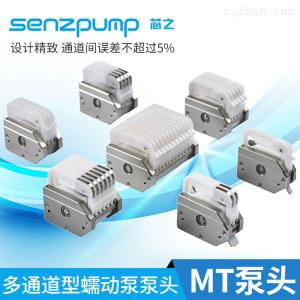 MT01-12多通道蠕動泵泵頭