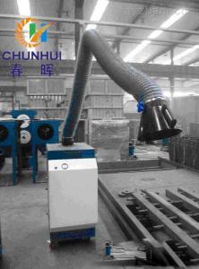 齊全臨汾鑄造廠焊煙凈化器除塵裝置配置參數
