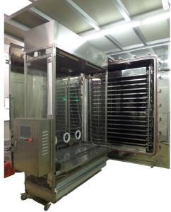 百级冻干机进出料隔离屏障