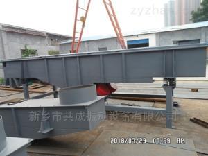 ZS碳鋼材質的多層直線篩分機