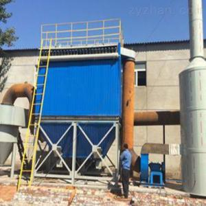齊全2噸生物質鍋爐布袋除塵器 富泰專業廠家生產