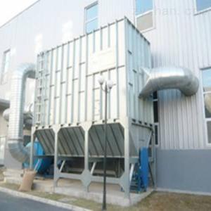 可定制哈爾濱木器廠布袋除塵器的應用 富泰供應商