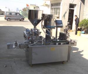 MQXGY-116塑料管膏劑灌裝旋蓋機