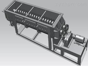 雙漿葉式干燥機