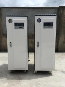AN30-0.7-D發酵罐100L選擇合適的電蒸汽發生器
