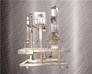 ZDCZ型智能化稱重灌裝壓蓋一體機