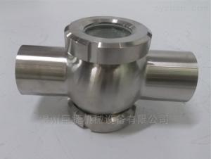 DN38MM不銹鋼球形視鏡,快裝、焊接、絲扣、螺紋等