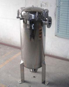 側入式袋式過濾器