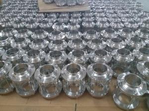 DN50MM衛生級焊接式玻璃管視鏡不銹鋼視盅