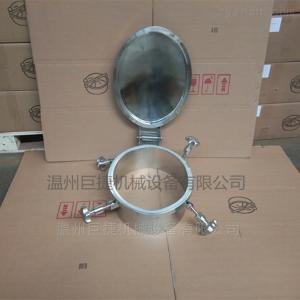 YAC關于衛生級橢圓耐壓人孔專業供應商